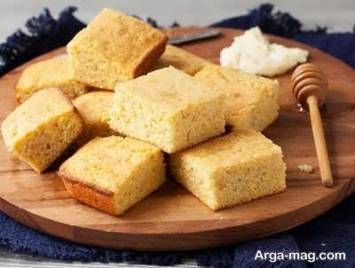 روشی برای تهیه نان ذرت