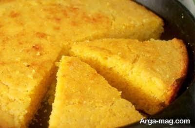 روش تهیه نان ذرت
