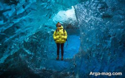بررسی غار یخی واتنایوکول