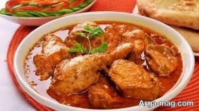دستور تهیه خوراک هندی
