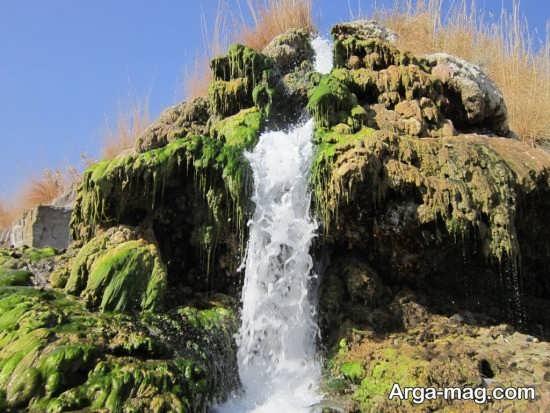 درباره آبشار تزرج