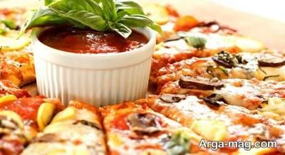 سس پیتزای ایتالیایی