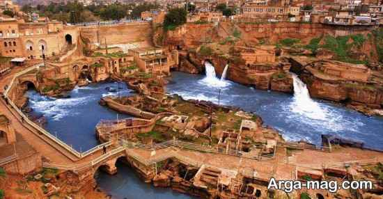 سازه آبی خوزستان