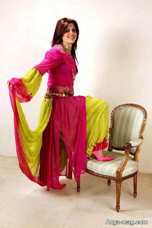 لباس ساده سنتی