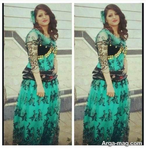 لباس مجلسی سنتی زنانه