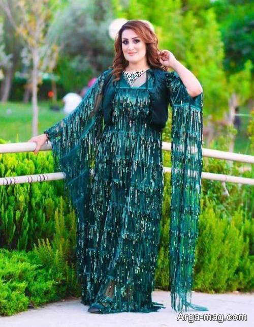 لباس مجلسی سنتی برای خانم های مشکل پسند