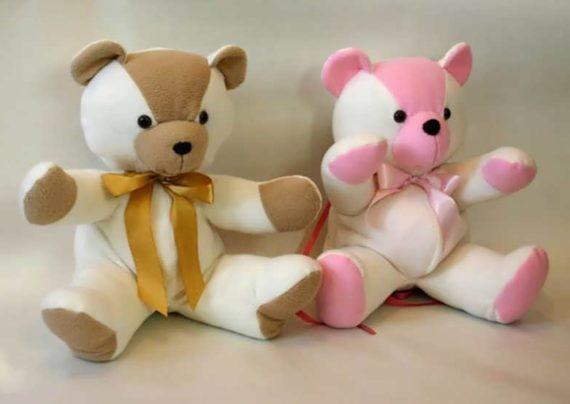 ساخت عروسک خرس