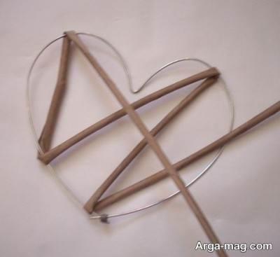 آموزش قلب تزیینی برای روز عشق