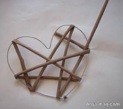 ساخت قلب برای هدیه ولنتاین