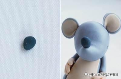 ساخت بینی موش