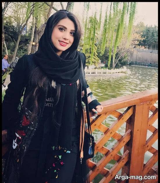 مرضیه موسوی بازیگر جوان و با استعداد کشورمان