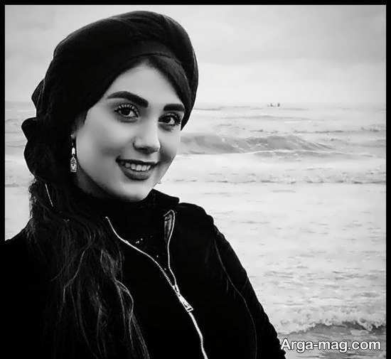 تصاویر مرضیه موسوی بازیگر سریال «سرنوشت کیست»