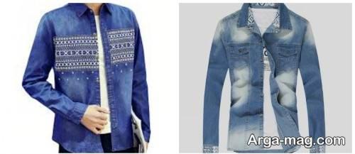 مدل پیراهن مردانه 99 اسپرت