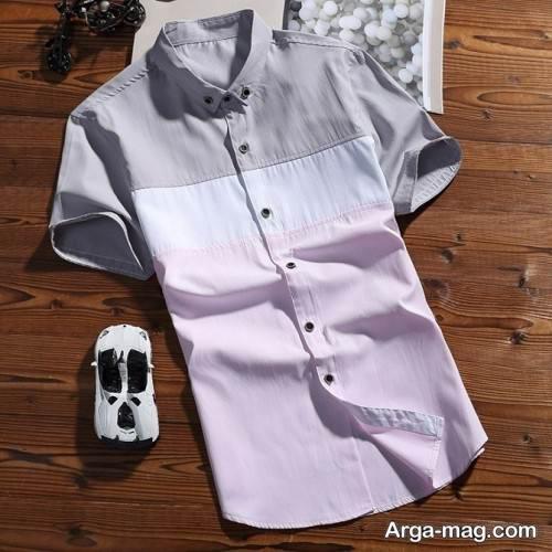 پیراهن رنگی 99 مردانه