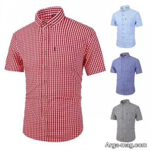 پیراهن مردانه اسپرت 1399
