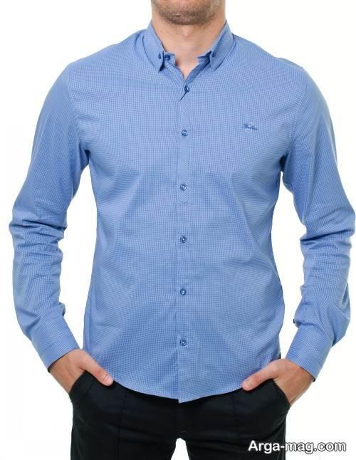 مدل پیراهن مردانه در سال 99