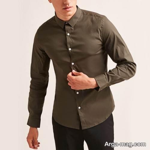 مدل پیراهن شیک مردانه برای سال 99
