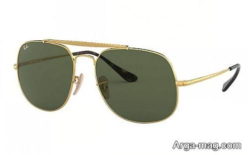 عینک زیبا و شیک مردانه