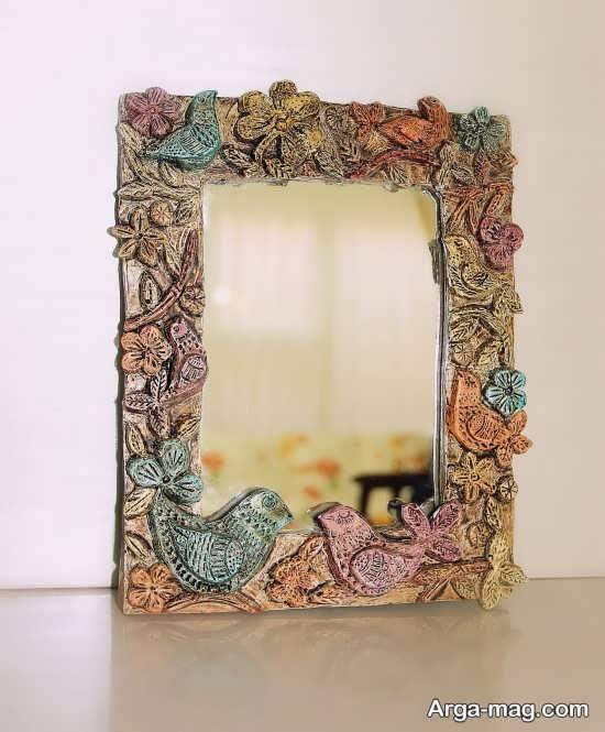 ساختن قاب برای آینه