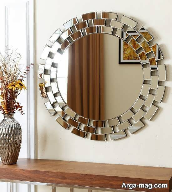 طراحی قاب آینه