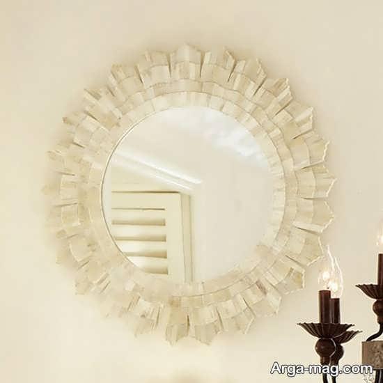 ساختن قاب آینه ای زیبا
