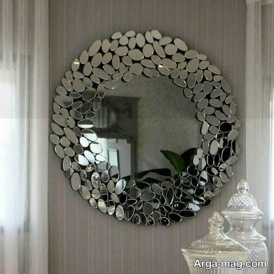 مدل قاب آینه زیبا