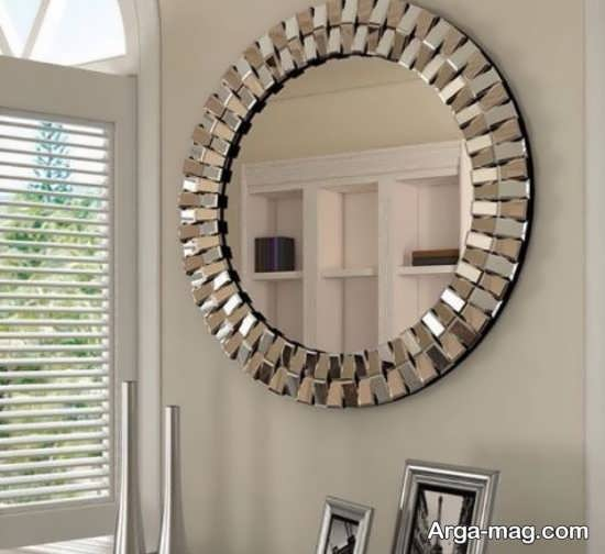ایده جالب برای ساختن قاب آینه