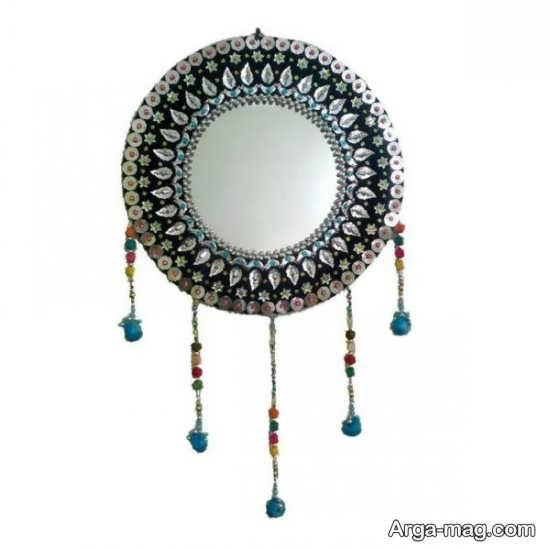 ساختن قاب آینه باطرح جذاب