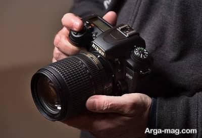 ملاحظه دوربین زیبای نیکون مدل d750