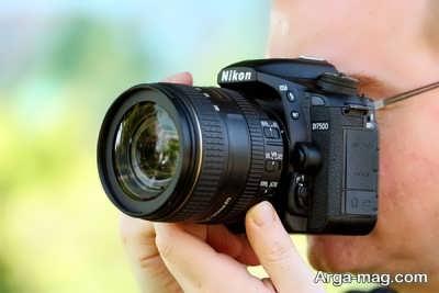 ملاحظه دوربین نیکون d750