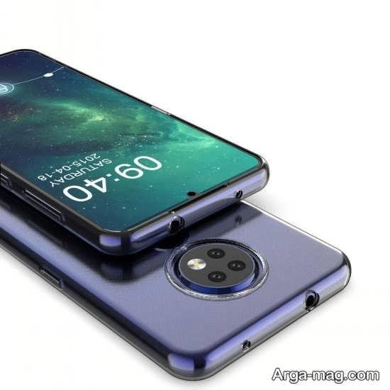 ویژگی های ظاهری گوشی نوکیا ۷.۲