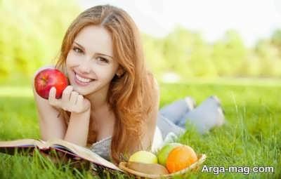 تغذیه مفید در دوران بلوغ