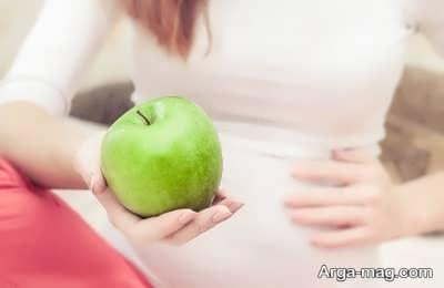 تغذیه مادران باردار در ماه سوم بارداری