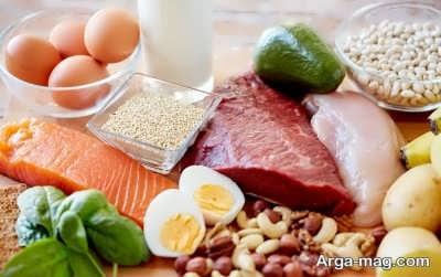 تغذیه مناسب در ماه سوم از حاملگی