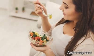 مواد غذایی مناسب در ماه سوم بارداری