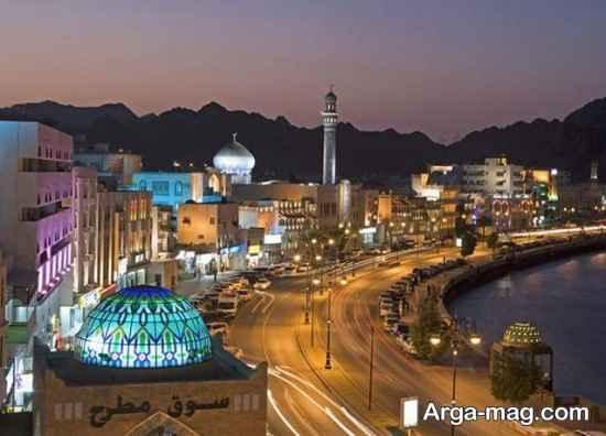نحوه مهاجرت به عمان