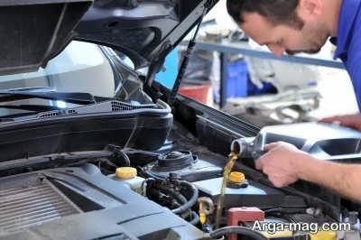 آشنایی با عوامل روغن سوزی در خودرو