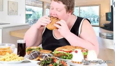 آشنایی با اختلال پرخوری