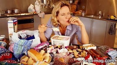 درمان پرخوری با چند روش موثر