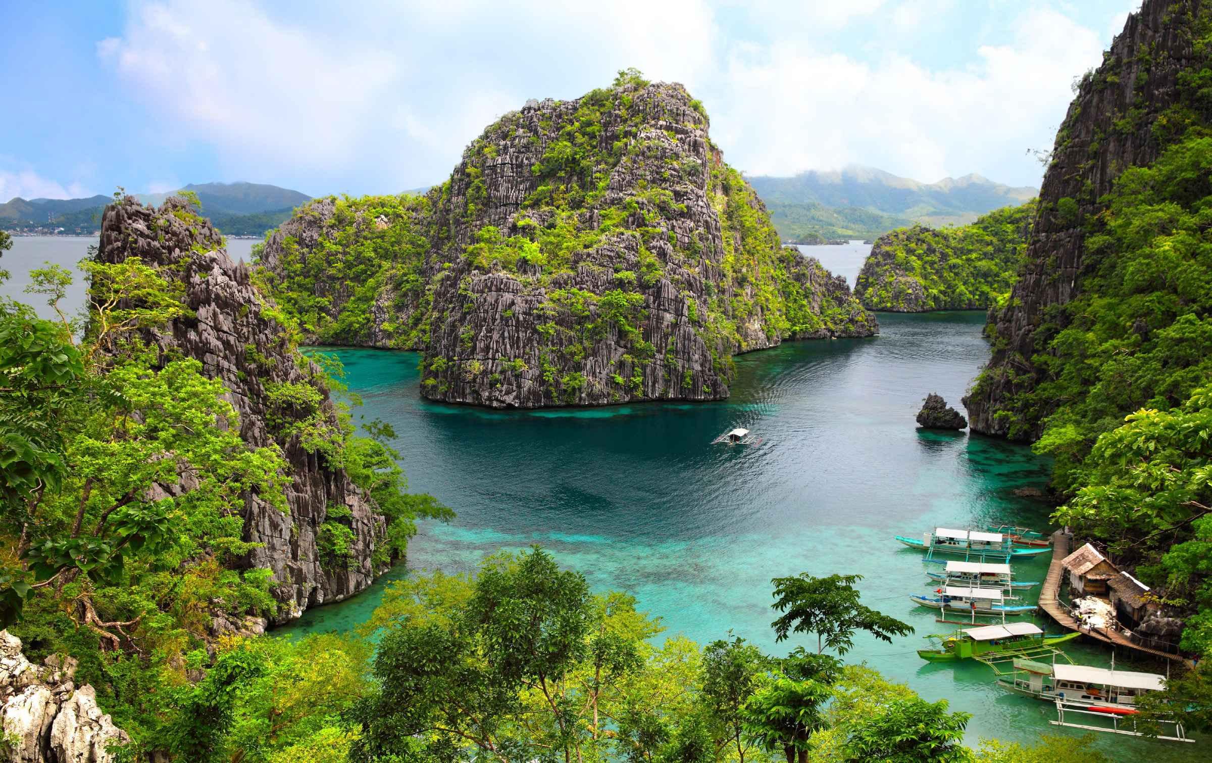 آشنایی با مکان های دیدنی فیلیپین