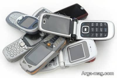 سیر تاریخچه تلفن همراه