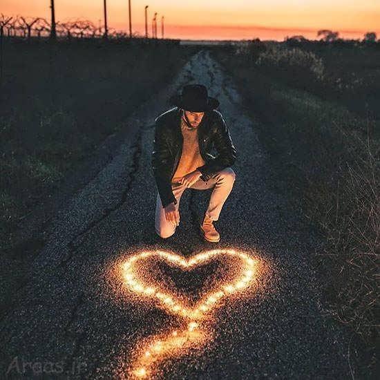 تصویر زیبا و شاد برای پروفایل