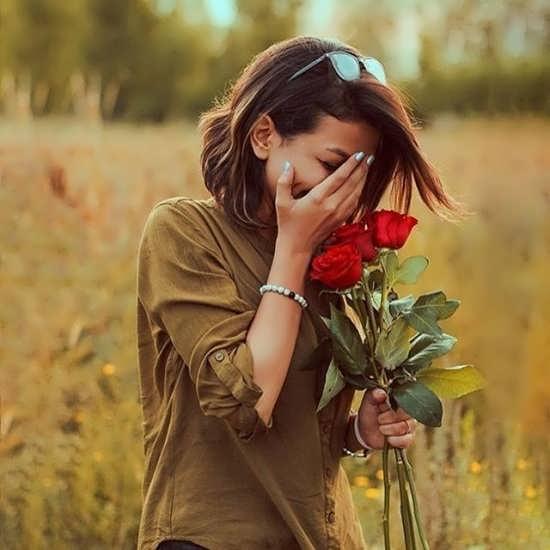 تصویر دخترانه زیبا برای پروفایل
