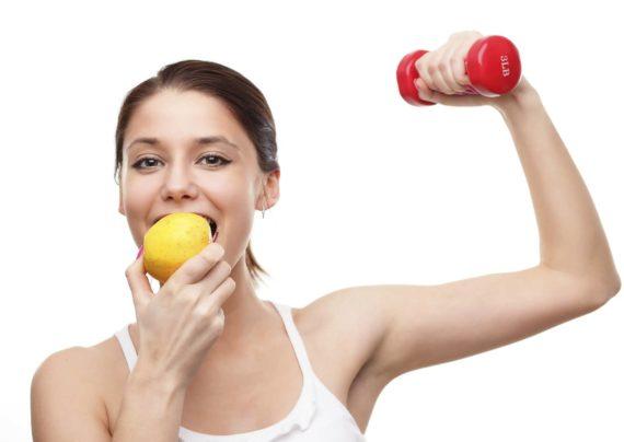 نوع تغذیه قبل از تمرین
