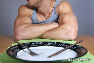 تغذیه صحیح قبل از تمرین
