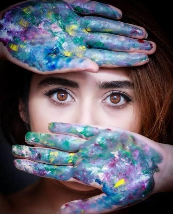 عکس دخترانه لاکچری و خاص