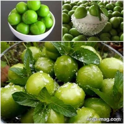 خواص فراوان گوجه سبز برای سلامتی