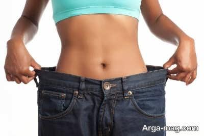 لاغر شدن شکم با مصرف گوجه سبز