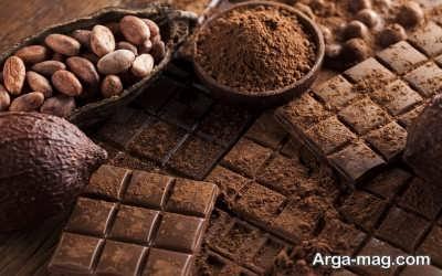 خاصیت شگفت انگیز پودر کاکائو
