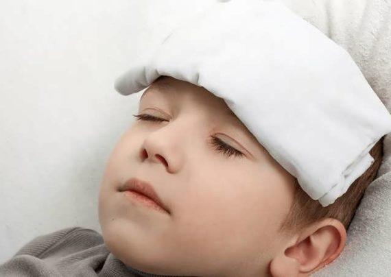 غذا های فریز شده برای کاهش تب کودک مضر می باشند